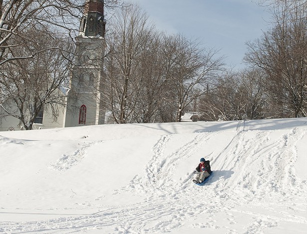 Cornell Park in Kingston - HILLARY HARVEY