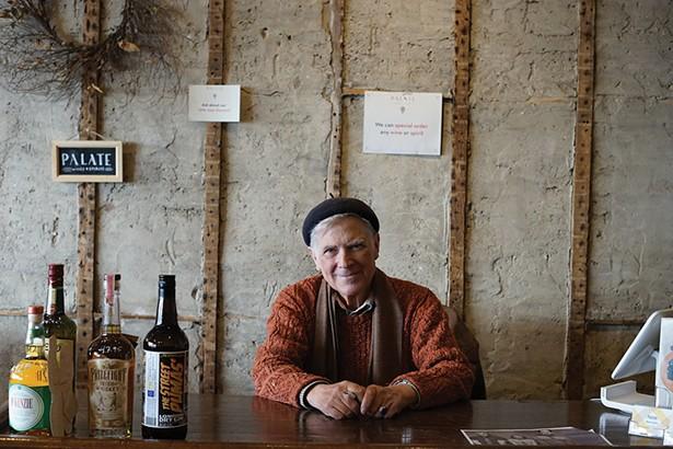 Yaakov Sullivan of Palate Wine & Spirits - PHOTO: JOHN GARAY