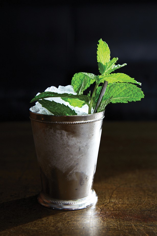 WM Farmer & Son's Prescription Julep - PHOTO: CHRISTIAN HARDER