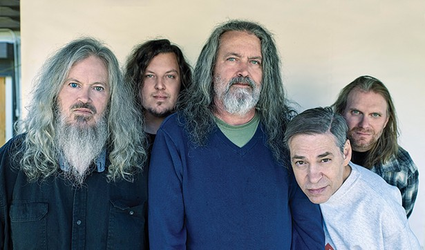 Meat Puppets play Colony in Woodstock May 13.