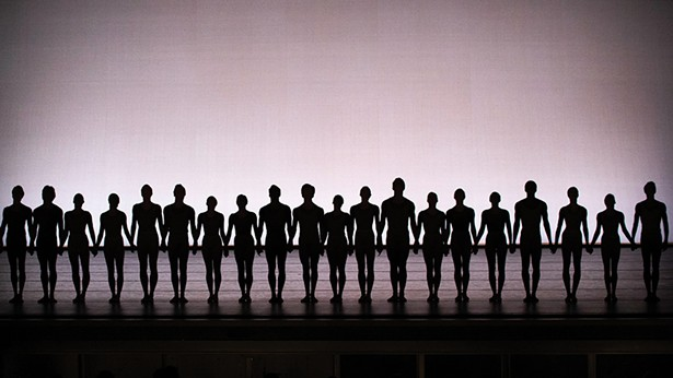 """New York City Ballet performs Justin Peck's """"Principia""""; appearing at SPAC July 16-20. - PHOTO: ERIN BAIANO"""