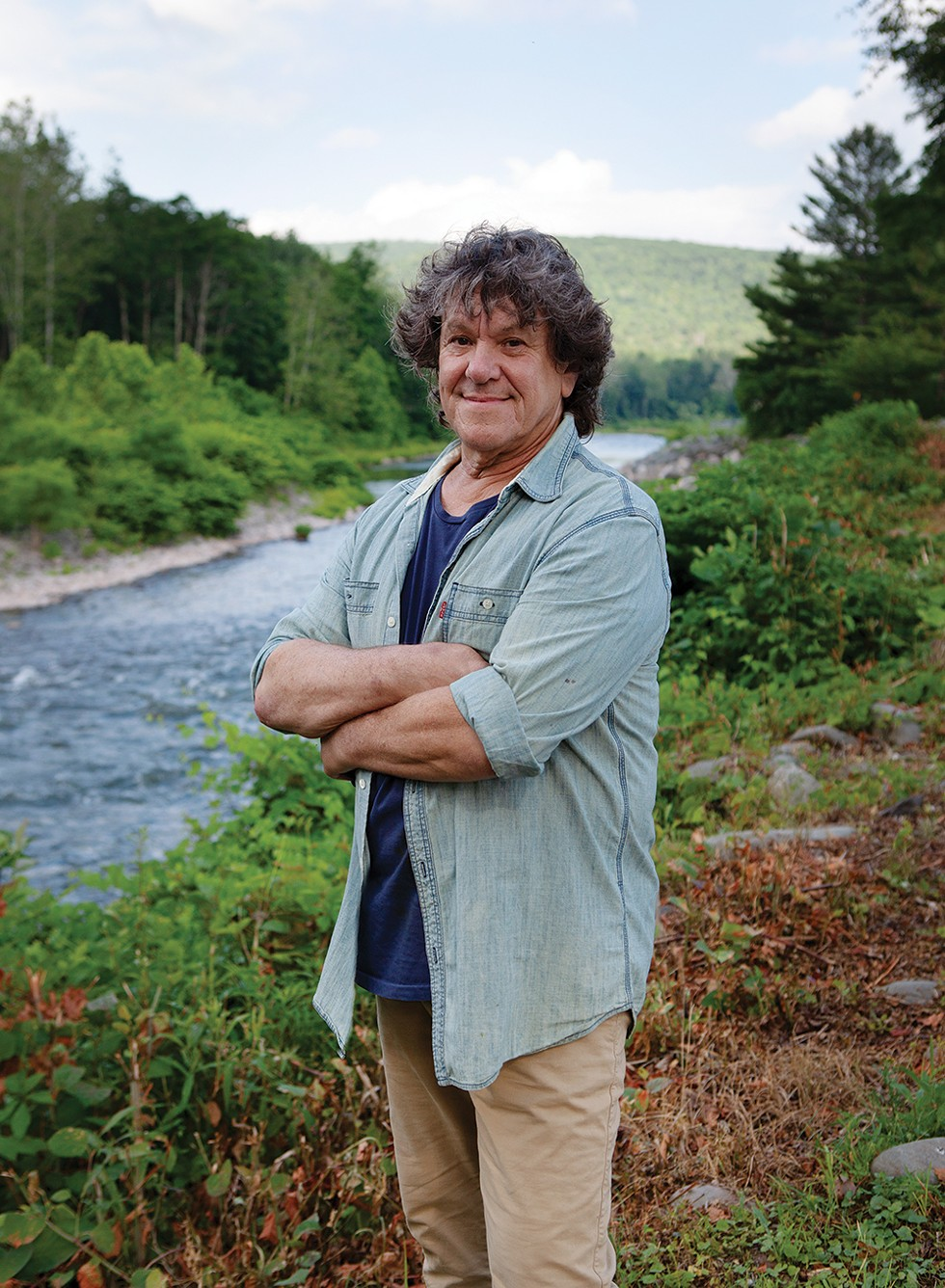 Michael Lang in July 2019. - PHOTO: FIONN REILLY