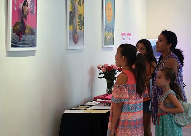 """Entre Espacios"" features the work of five queer Latinx artists."