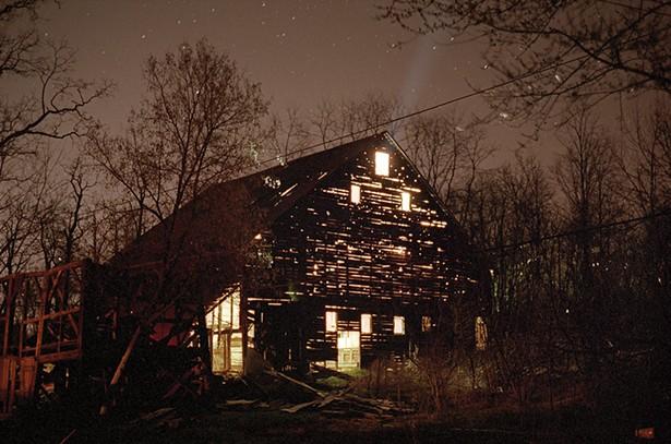 Palen Barn Night 2001