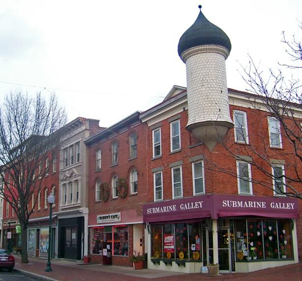 Peekskill, NY - IMAGE COURTESY OF WIKIMEDIA COMMONS
