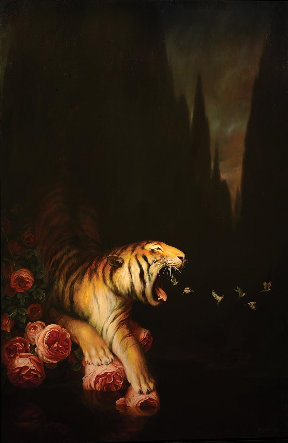 Nocturne I (2013) - MARTIN WITTFOOTH