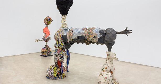 """From Francesca DiMattio's """"Statues."""""""