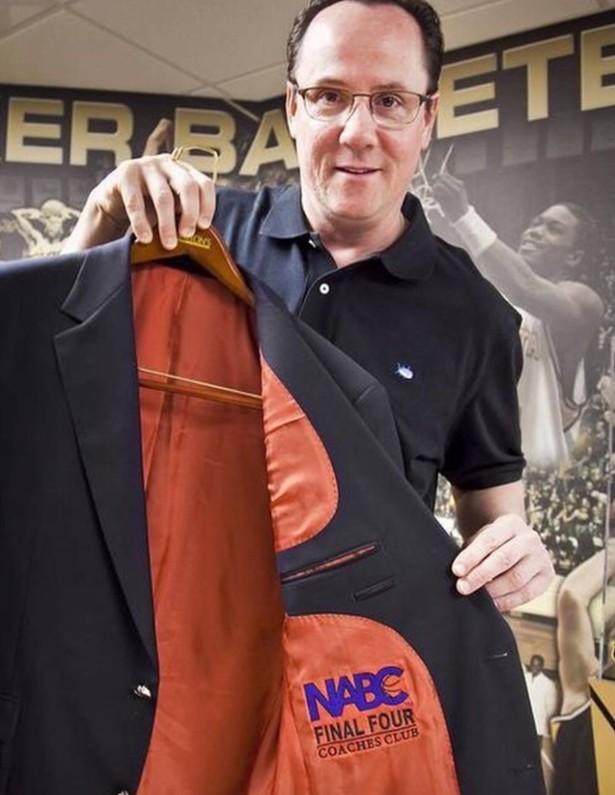 Coach Gregg Marshall of Wichita State. - PHOTOS COURTESY OF CHRISTOPHER'S CUSTOM