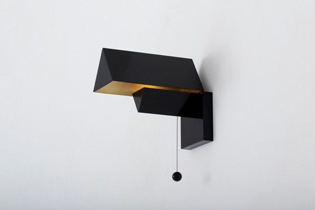 Gable sconce from Workstead's Archetype collection - TEAM CAMRON