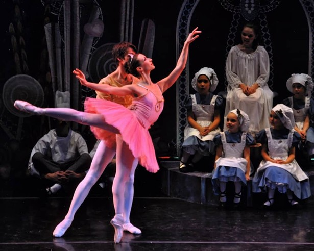 "Catskill Ballet Theater performs ""The Nutcracker"" December 13-15 at UPAC in Kingston."