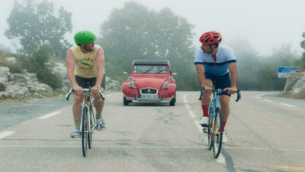 """Columbia County stands in for the South of France in """"The Climb."""" - COURTESY OF SUNDANCE FILM FESTIVAL"""