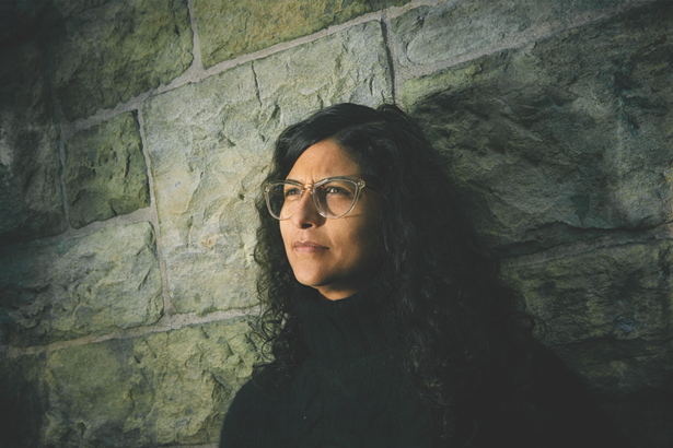 Cecilia Cortina Segovia is a human trafficking specialist at the Worker Justice Center in Kingston. - DAVID MCINTYRE