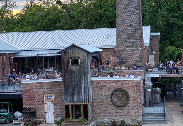 Rebirth of a Landmark: City Winery Opens in Montgomery