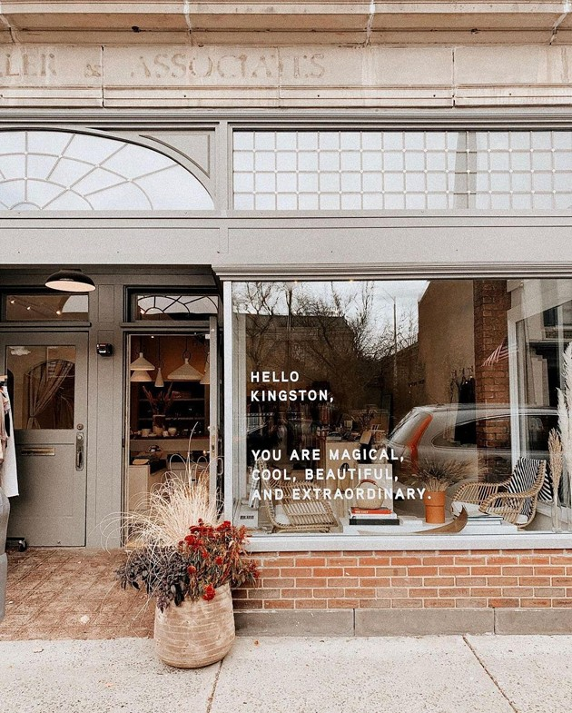 River Mint Finery: A Must-Visit for Sustainable Fashion and Goods in Kingston
