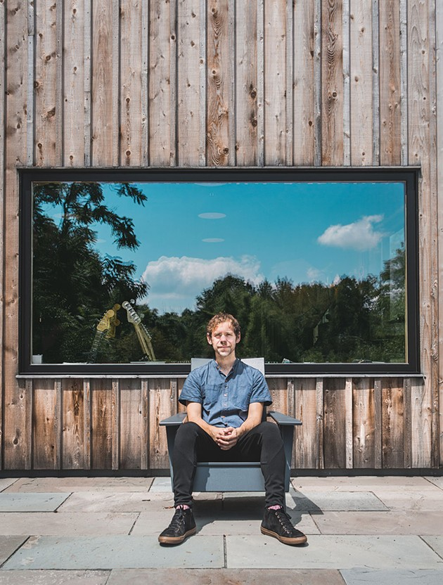 Active State | Aaron Dessner of The National