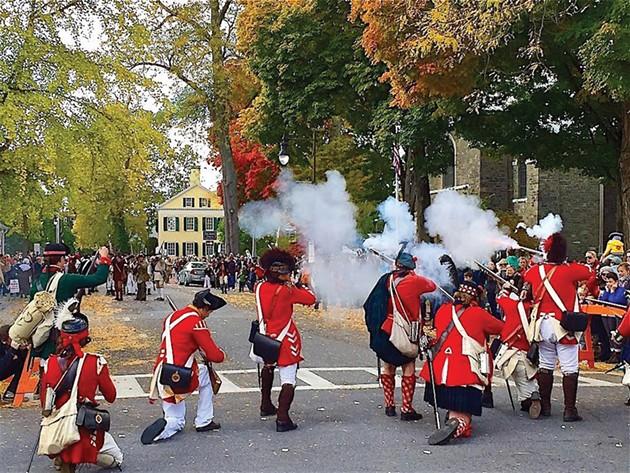 The Burning of Kingston 2017