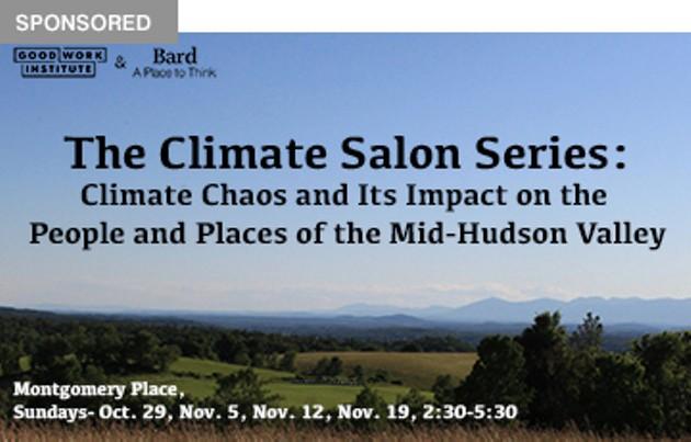 Hudson Valley Climate Salon Series