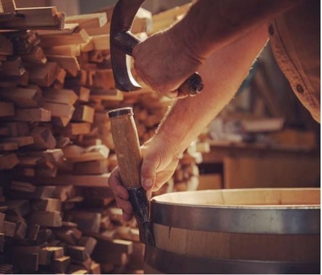 Over a Barrel: Quercus Cooperage Revives a Lost Trade
