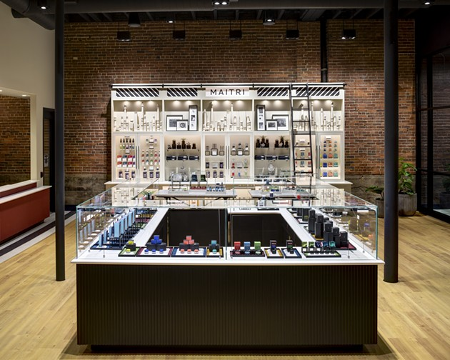 Dope Design: The Emerging Dispensary Design Sector