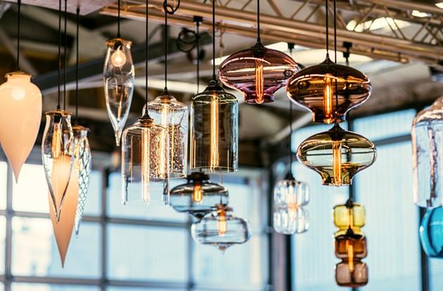 A Bright Idea: Niche's Spring Factory Lighting Sale