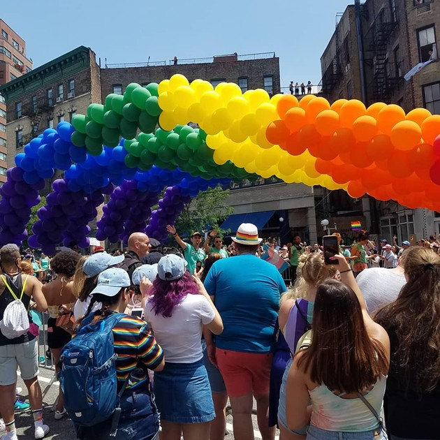 Inaugural Poughkeepsie Pride Weekend to be Held June 7-9