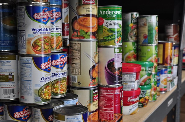 Feeding the Community: The Work of Hudson Valley Food Pantries