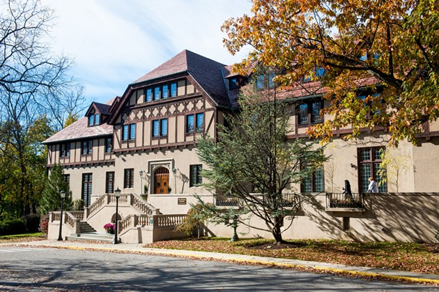 """Vassar's """"House of a Thousand Treasures"""" is a Welcoming Hearthstone for Your Next Event"""
