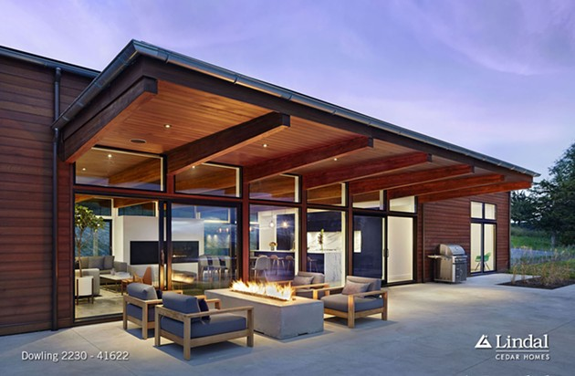Lindal's Custom, Pre-engineered Homes: The Best of Both Worlds