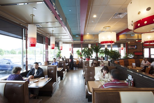 Red Line Diner Serves up a Heaping Helping of the Holidays