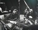 Bob Dylan and Happy Traum, circa 1971.