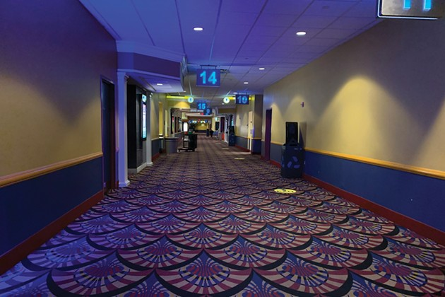 Going (Back) to the Movies: Local Cinemas Grapple with Reopening Amid a Second Wave