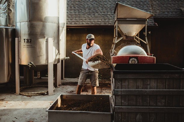 Au Naturel: The Growth of Low-Intervention Winemaking in the Hudson Valley