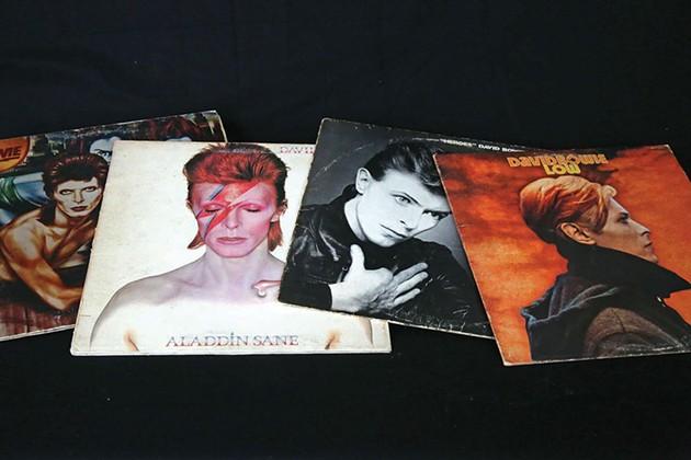 David Bowie: Memoir of When Sex Was for Fun