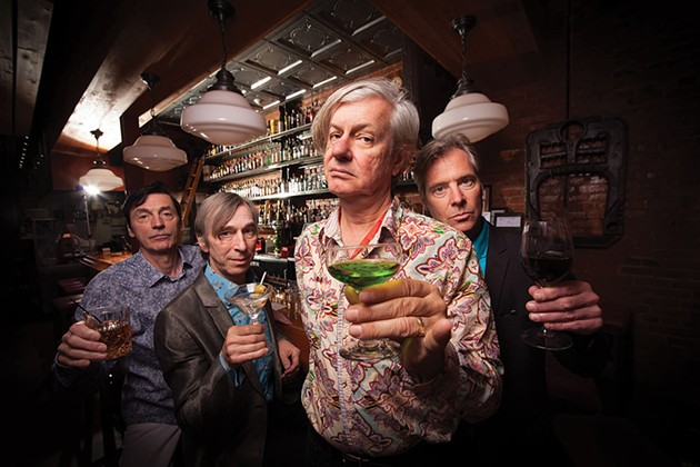 The Fleshtones at Quinn's Feb 5th