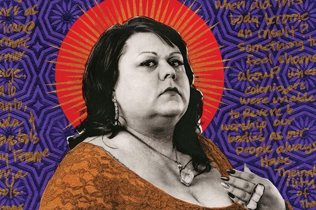 On The Cover: Gabriel Garcia Roman