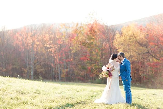 Love Catskills Style: An Impromptu Honeymoon
