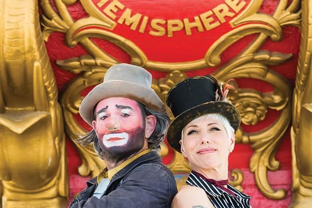 Bindlestiff Family Cirkus Monthly Winter Cabaret