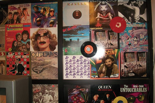 Vinyl Vault: A Record Shop in Oneonta