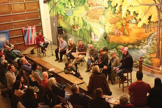 Chronogram Conversations Recap: Dover Plains