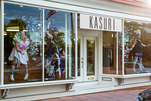 Kasuri: Upstate's Punk Epicenter