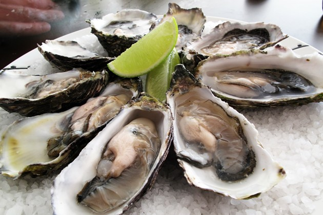 7 Places to Eat Oysters in the Hudson Valley