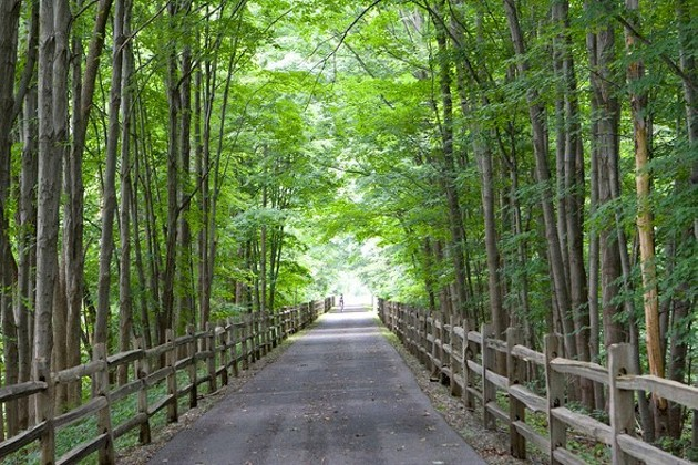 Expansions to the Hudson Valley Rail Trail System