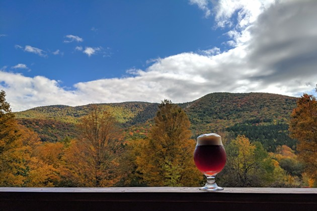 Of Beer & Mountains: A Pilgrimage to West Kill Brewing