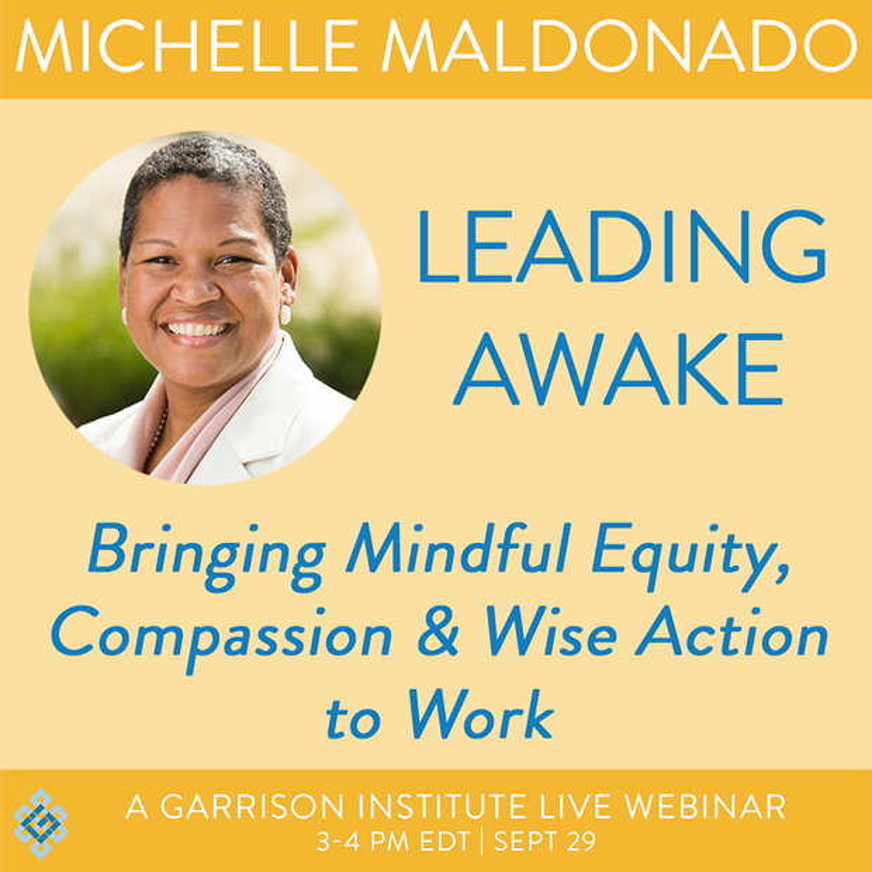 Leading Awake with Michelle Maldonado