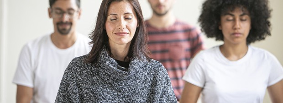 New Year's Meditation Challenge