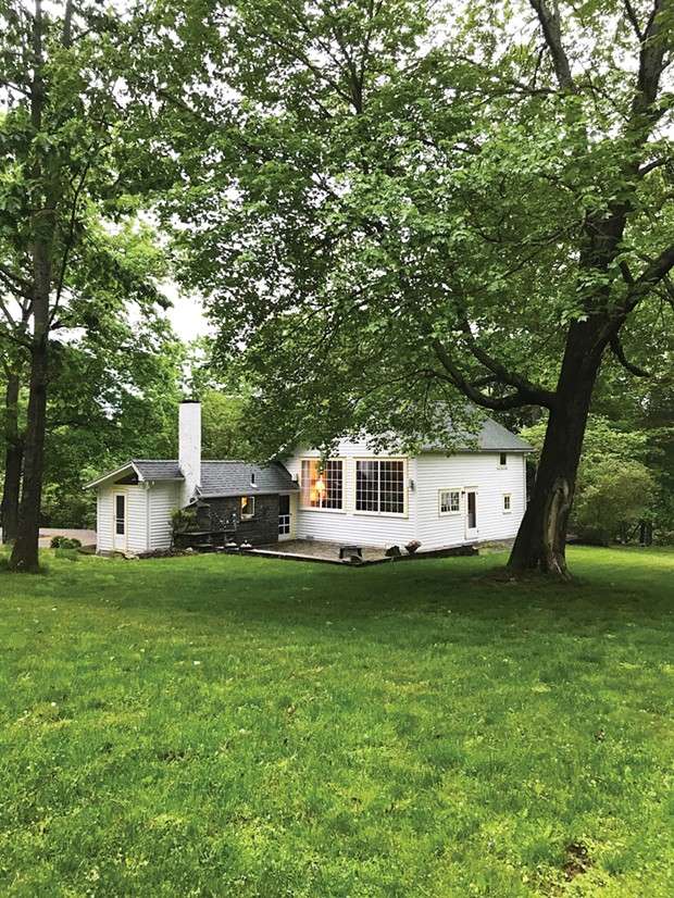 With expert guidance from Dorothea Marcus and Halter Associates Realty, the Keithlines found their new home in Woodstock.