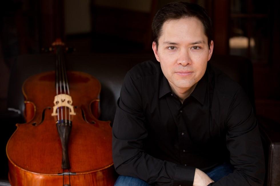 Jacques Lee Wood, cello