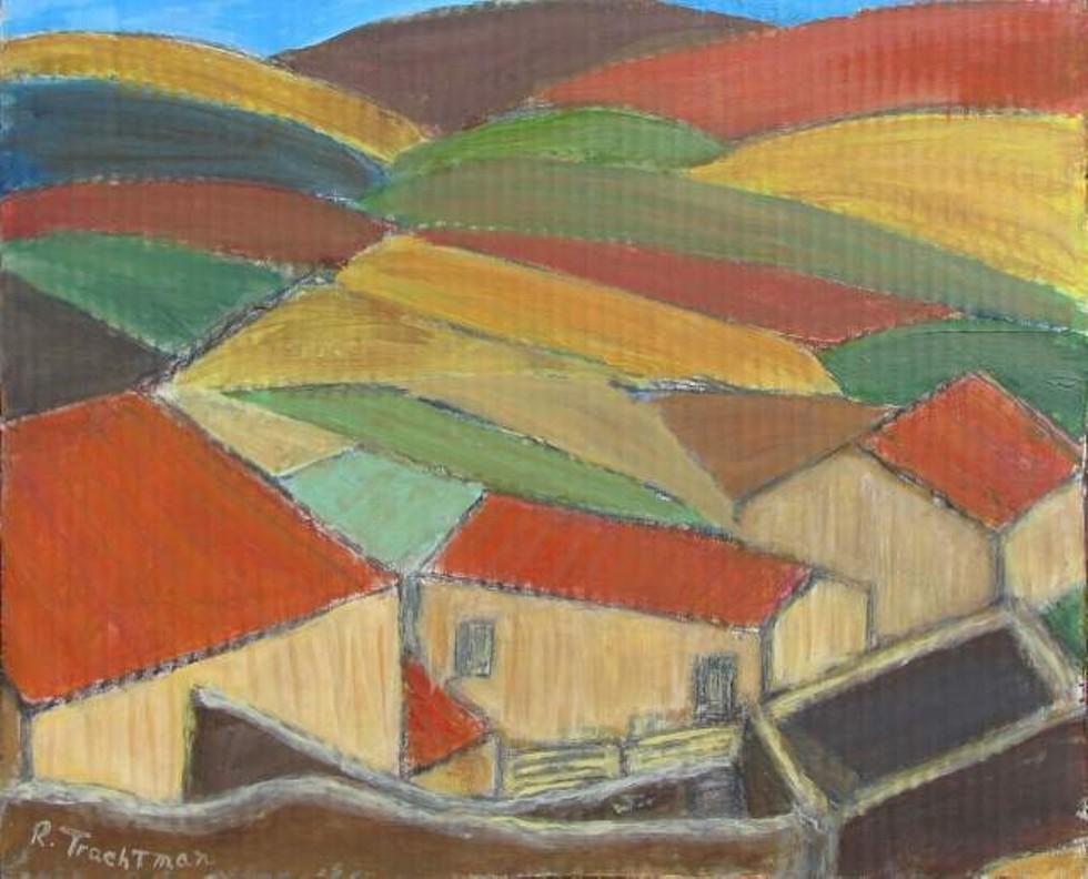 Portuguese Village #1