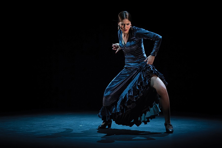 Patricia Guerrero will perform at Beyond Flamenco at PS21. - PHOTO BY IAN GAVAN