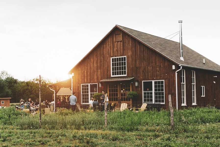 Arrowood Farm Brewery in Accord